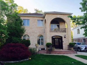 Colonial Brick Home in Forest Hills